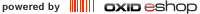 Shop Software von OXID eSales